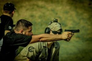 Izraelská bojová streľba ICS